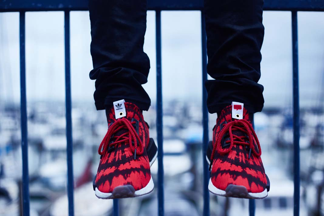 Adidas X NiceKicks NMD Runner